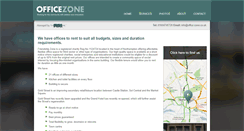 Preview of office-zone.co.uk
